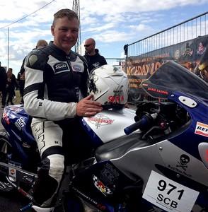 IMG 1851Super Comp Bike runner-up Mario Kasner from Germany CEK540