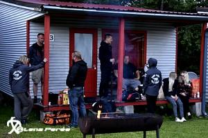 LMP2236 BBQ time with the EDRA crewLpl540