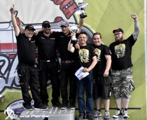 LMP2011 PSMC Win Thomas Lysebraaten Olsen RU Timo Savolainen Lp540
