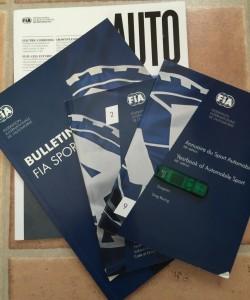 FIA Rules 2016