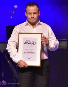 LMP5390 Bengt Ljungdah Bilsport Award 2017