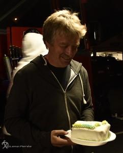 LMP7757Åke Persson fick en vinnar tårtbit lp540