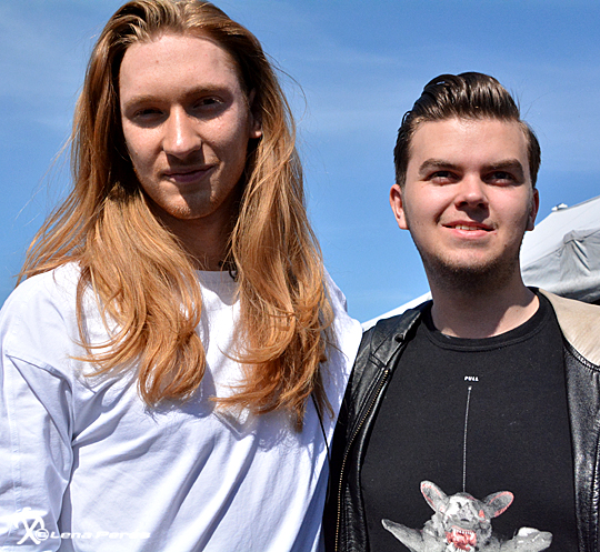 IVAN and Ludvig