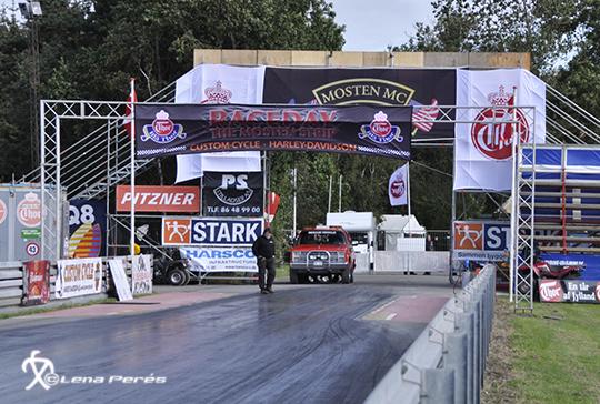 Mosten Raceday