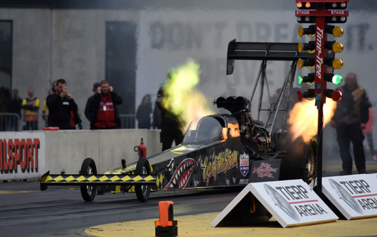 FIA European Drag Racing Championship resumes at Hockenheim and ...