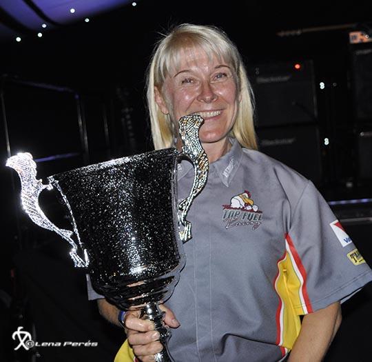 Anita Mäkelä FIA Champion 2016