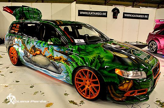 DJungelbook car