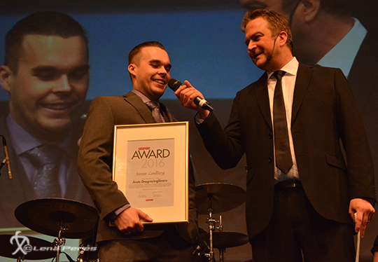 LMP_3307_Bilsport Senior Award_Lp540