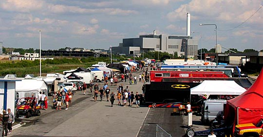 The 2018 Members Memorial Race at Malmö Raceway comming up